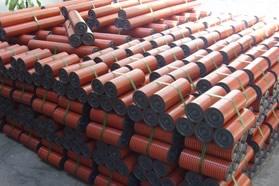 ROLETE COM REVESTIMENTO EM PVC FLEXÍVEL